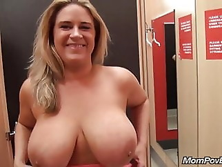 milf public nudity flashing