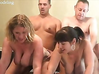 squirting amateur group sex